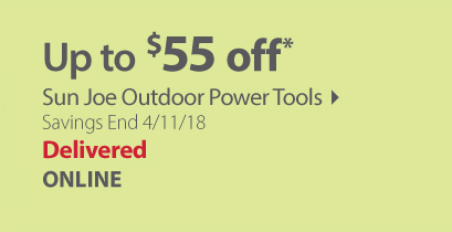 Sun Joe Outdoor Power Tools