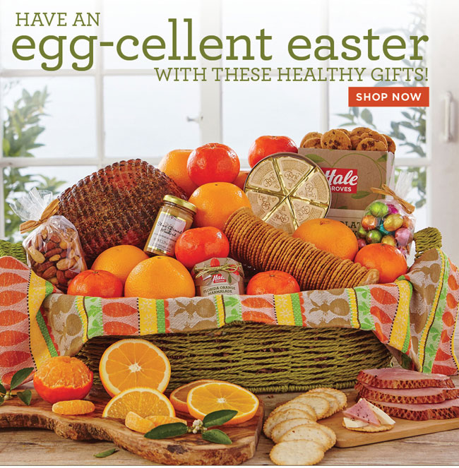 Hale groves hurry ends soon for easter standard delivery milled easter gifts negle Image collections