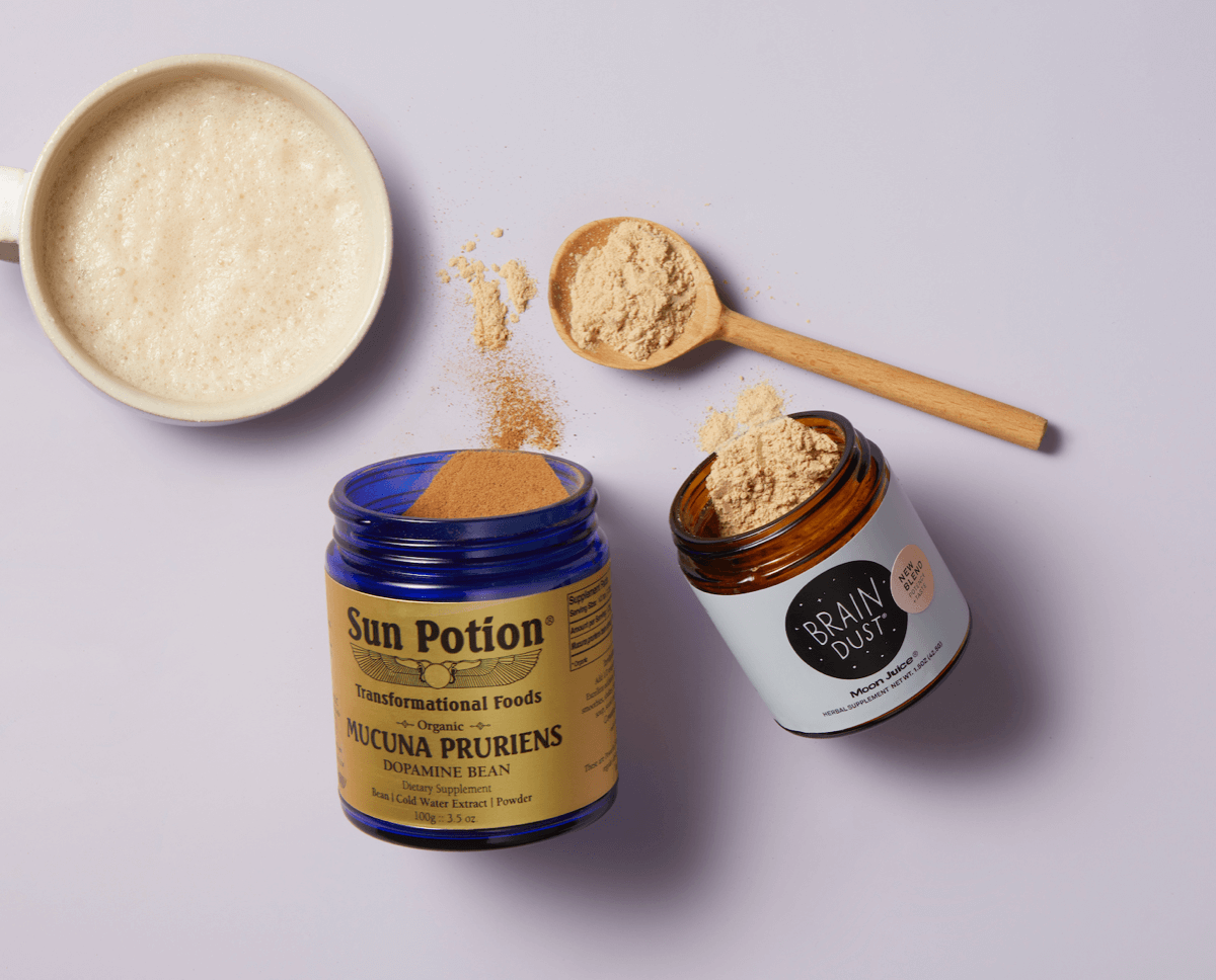 Megan Tries It: Adaptogens for Focus and Calm