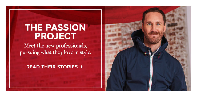 THE PASSION PROJECT | READ THEIR STORIES
