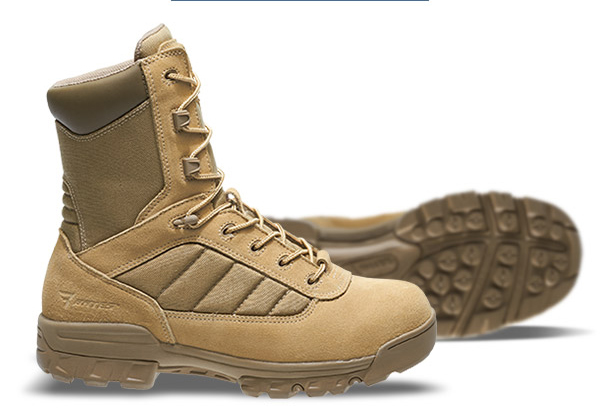 af6b849dd4e Bates Footwear: Ultra-Lites: A Best-Selling Boot for 15 Years | Milled