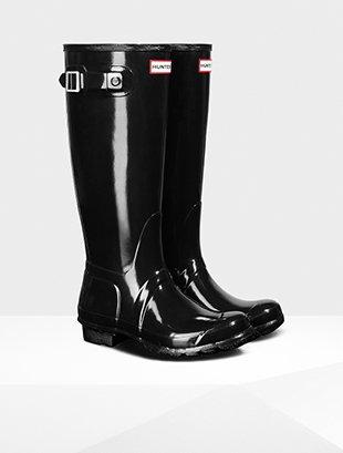 Original Tall Gloss Rain Boots