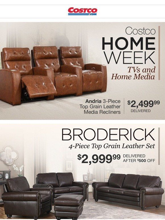 Costo Update Your Living Room Or Media Center And Save On