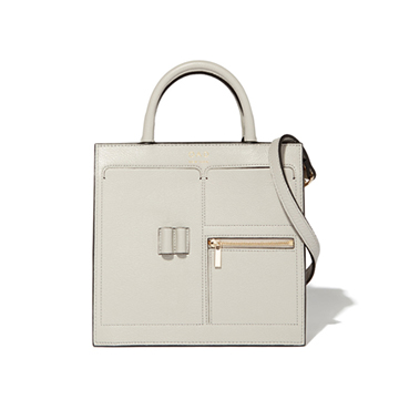 OAD Mini Kit Leather Crossbody Satchel $350