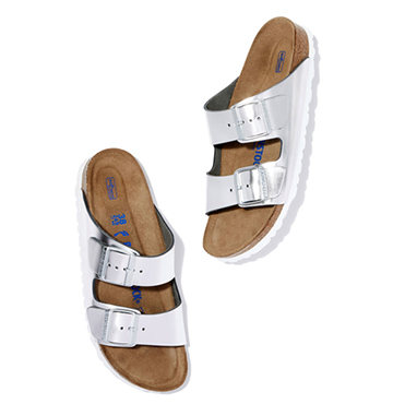 Birkenstock Arizona Soft-Footbed Sandals $135