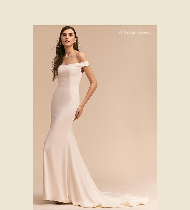 BHLDN: Whispers & Echoes: Meet the Gowns | Milled