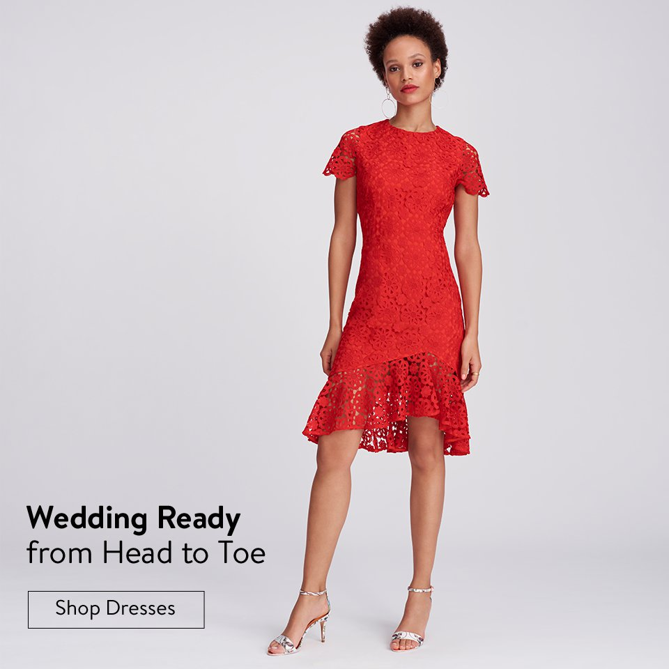 Nordstrom Wedding Guest Dresses: Nordstrom: Wedding-guest Dresses + Shoes And Accessories