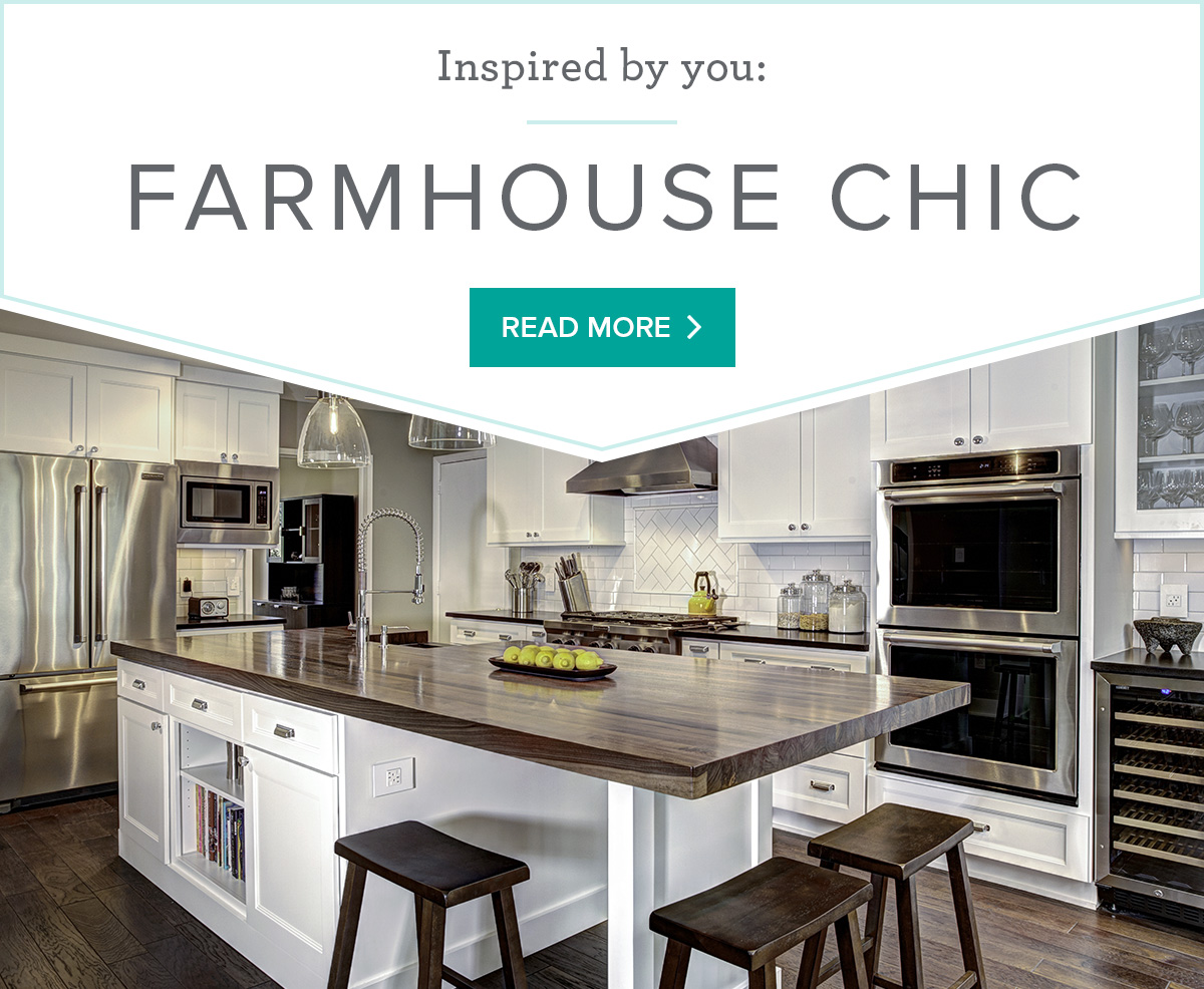 Build.com: Farmhouse Fresh Kitchen: Warm country hospitality with a ...