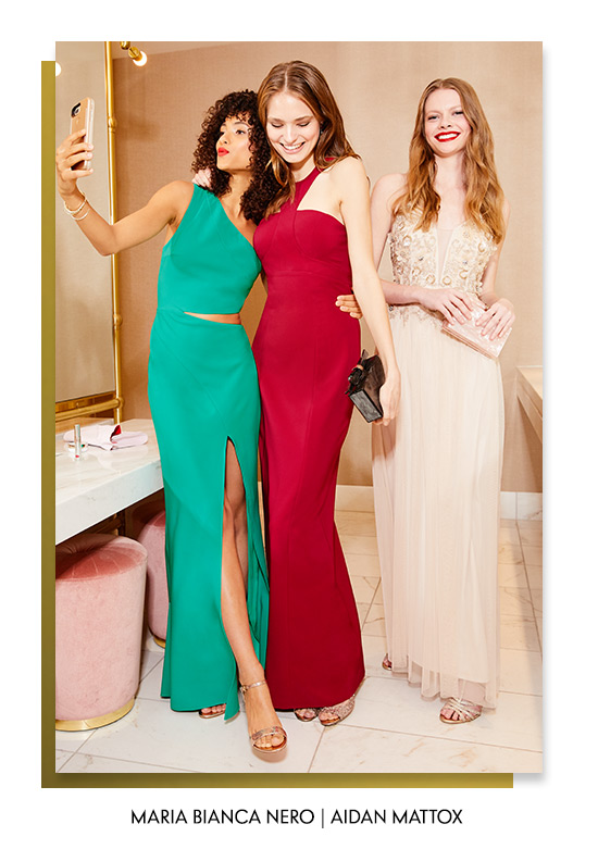 Neiman Marcus: Evening dresses for prom (& beyond!)   Milled