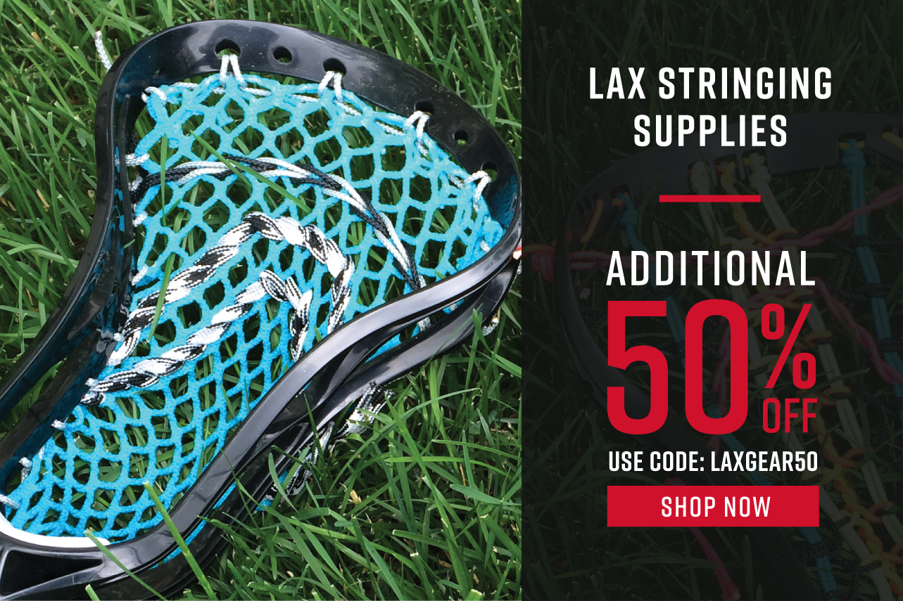 Take 50% Off Stringing Supplies