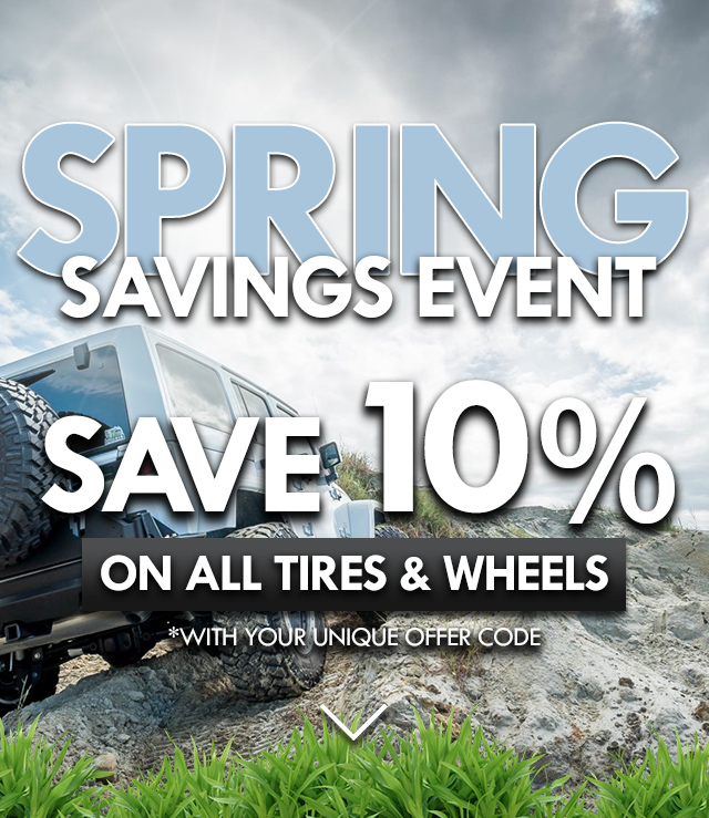 Save 10% on All Trail Master Suspension Products