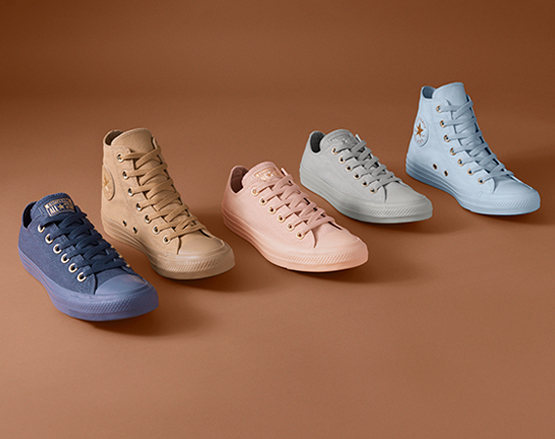 Converse: The Icon Lives On   Milled