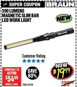 Harbor Freight Inventory Closeout Milled