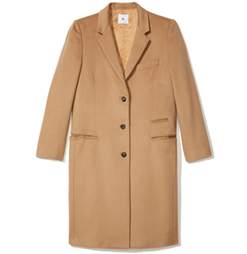G. Label Gwyneth Crombie Coat $1,395