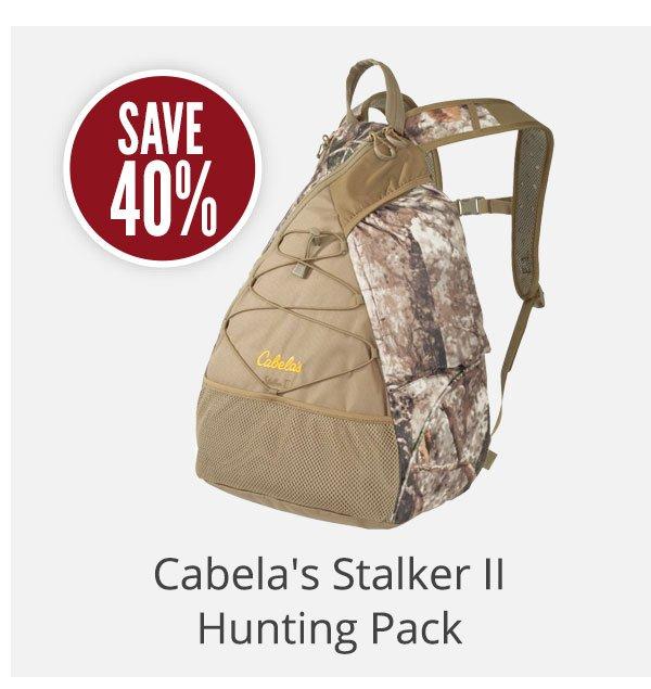 Cabela's Stalker II Hunting Pack
