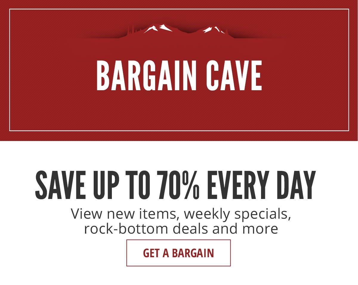 Bargain Cave