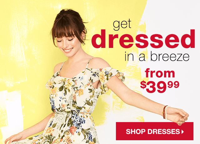 TJ Maxx: NEW dresses are here (in plus & petite sizes, too ...