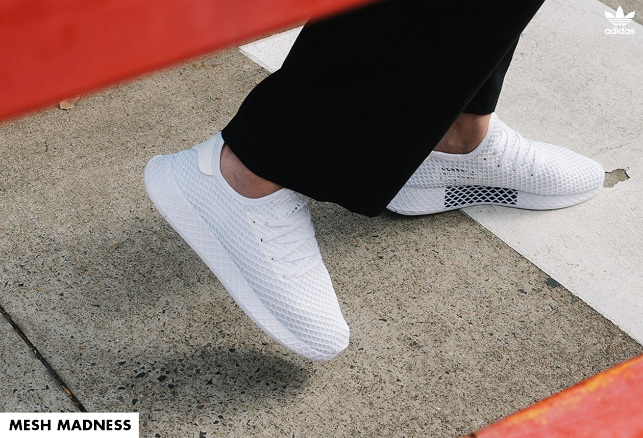 new concept b15c8 f1324 Always referencing the past to inform the future, the newly minted Deerupt  Runner is an overt expression of the widespread impact of the companys ...