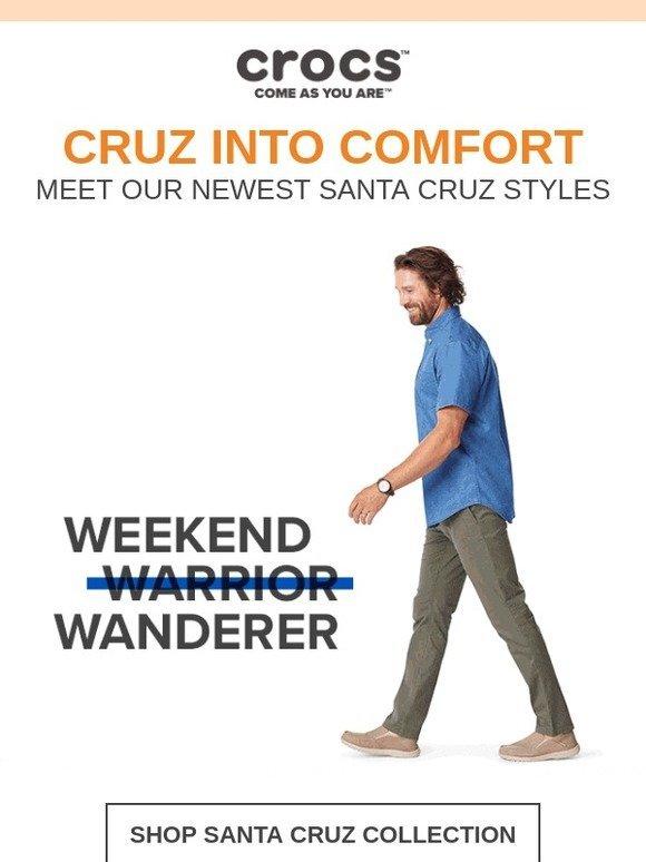 Crocs: New Arrivals: Santa Cruz loafers