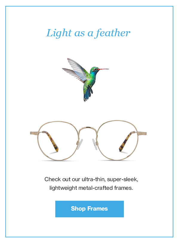 GlassesUSA.com: These featherweight frames are UH-MAZING! (+huge ...