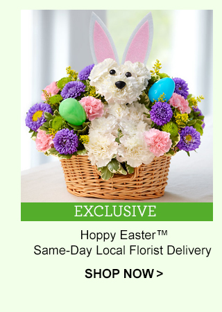 1 800 flowers last chance to save 20 on gifts for easter hoppy eastertm same day local florist delivery shop now negle Choice Image