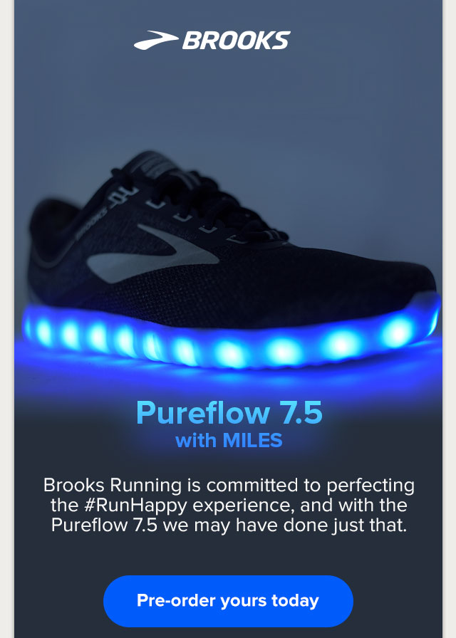 ba825f0495b Brooks Running is committed to perfecting the  RunHappy experience