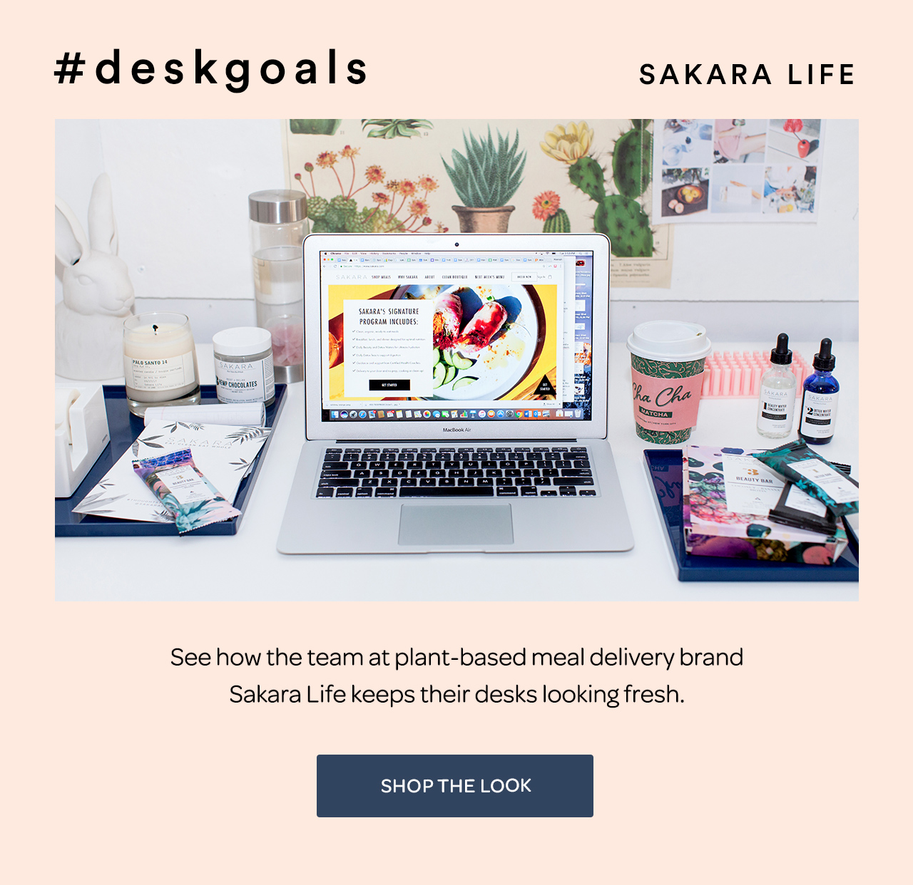 Shop the Sakara Life Look