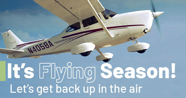 It's Flying Season