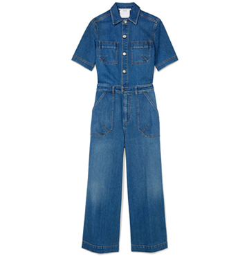DENIM JUMPSUIT  Stella McCartney  $985