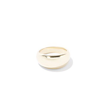 Grace Lee Demi Globe Ring $930
