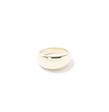 Grace Lee Demi Globe Ring $930
