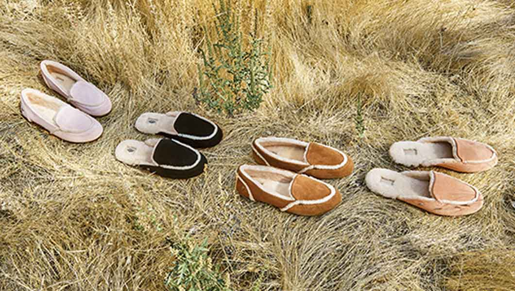 916ee25578c UGG Australia: The softest loafers ever | Milled