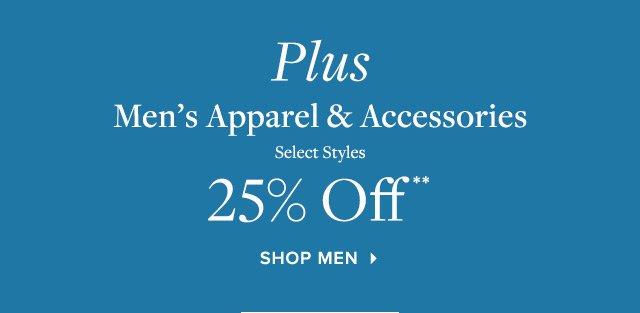 OTHER MEN'S STYLES | SHOP MEN