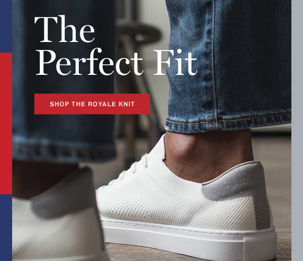 cdc4cd99a47 Greats: The Royale Knit: Our lightweight low-top | Milled