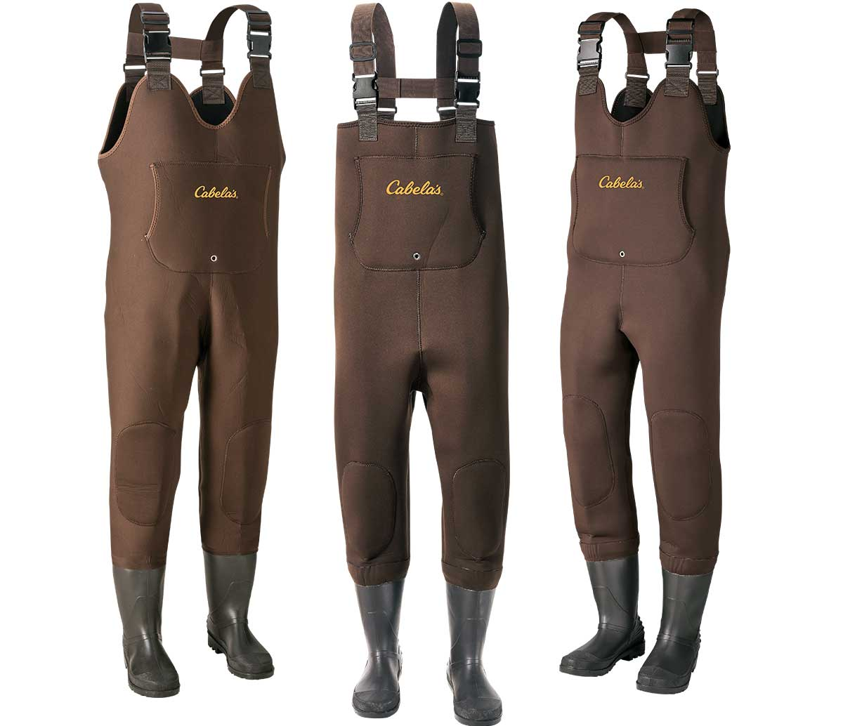 Go Fishing Together And Save 25% On Waders For The Family