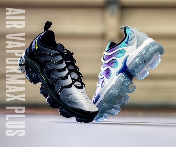 separation shoes dbff3 8c0a4 Your City My City: Retuned Air - New Nike Air VaporMax Plus ...