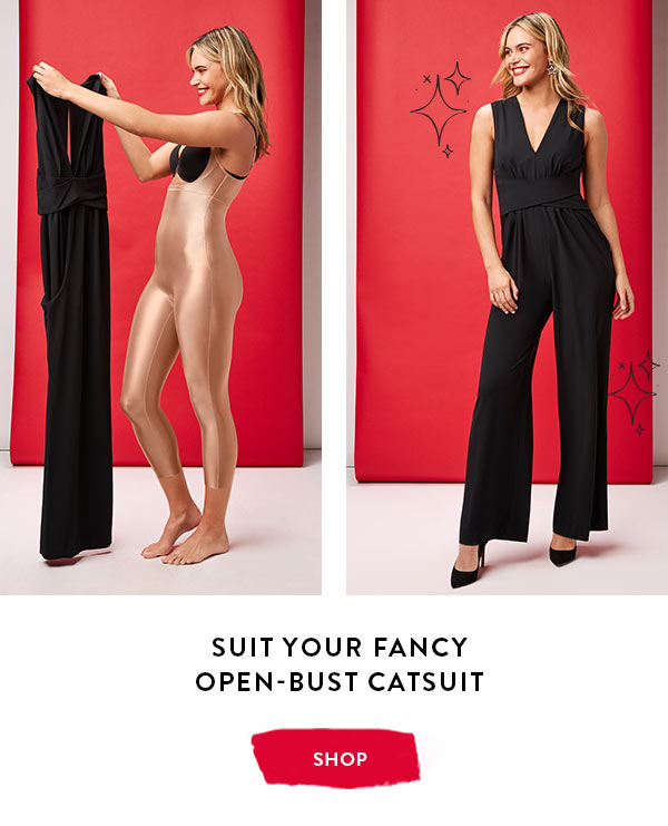 5cc4226dfe1 SPANX by Sara Blakely  NEW Collection  Suit Your Fancy