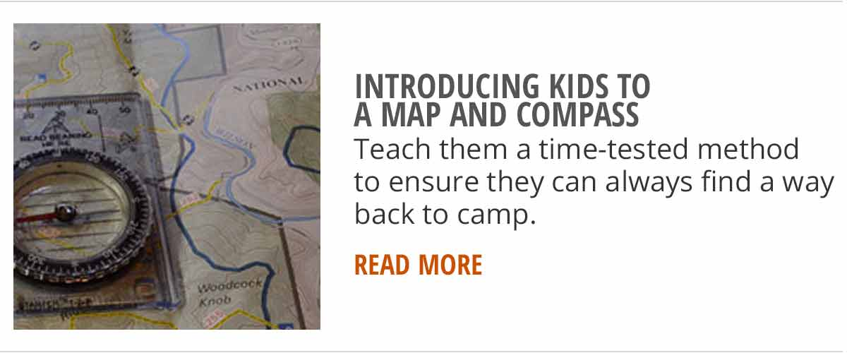 Introducing Kids to Maps