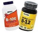 Vitamin B Formulas