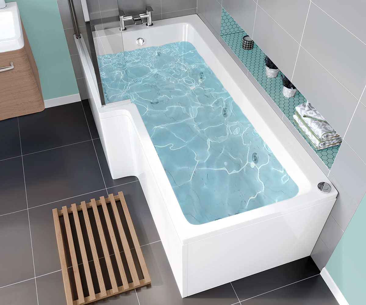 Bathroom Supastore: Confused by all the Whirlpool bath options? | Milled