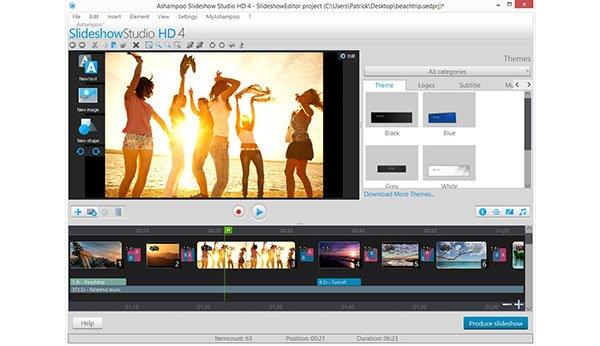 Ashampoo: Create quality slideshows with ease - Ashampoo ...
