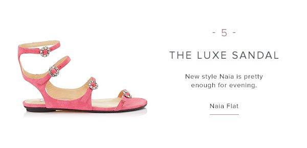 Shop Naia Flat