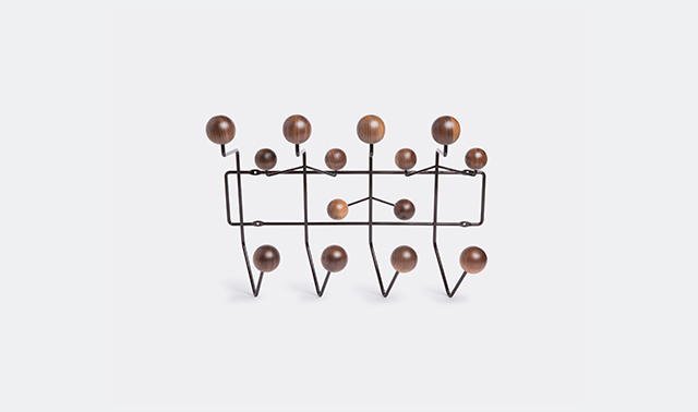 'Hang it all' coatrack by Charles and Ray Eames for Vitra