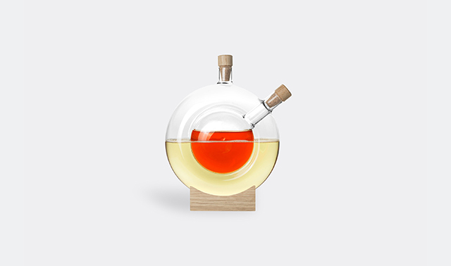Double bottle by Eva Harlou for Mater