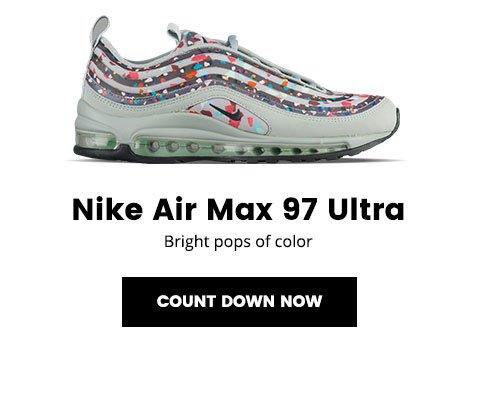 Nike Air Max 97 GS Silver Bullet KicksOnFire.com