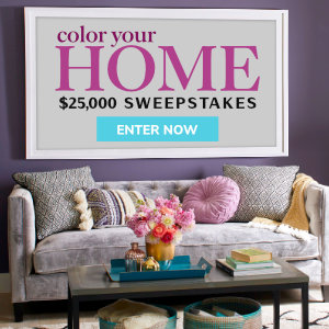 Better homes and gardens $15000 black friday sweepstakes