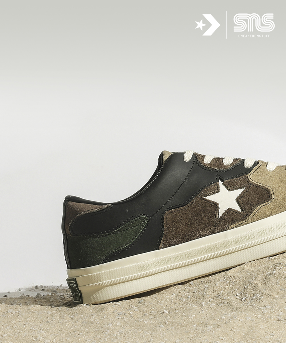 9f0e9c6a95adcf Converse x SNS One Star Collaboration First opened in Stockholm