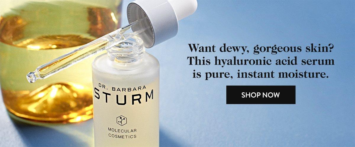 Want dewy, gorgeous skin?