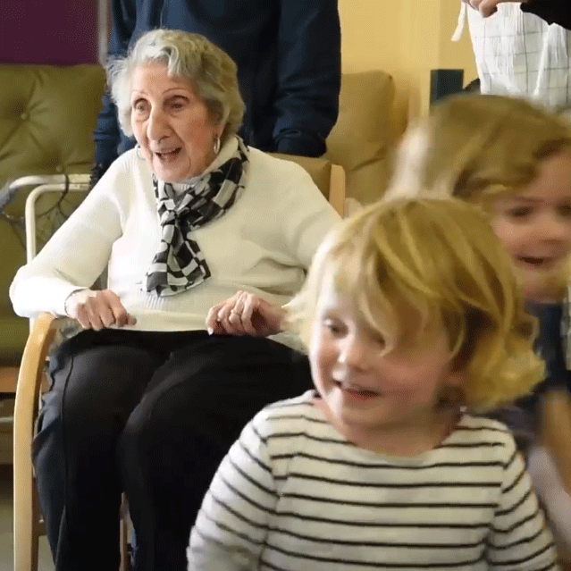 Intergenerational care homes