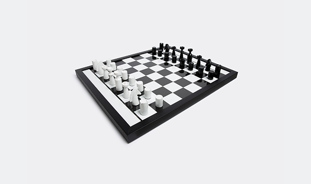 Chess Set by Trude Petri for KPM Berlin